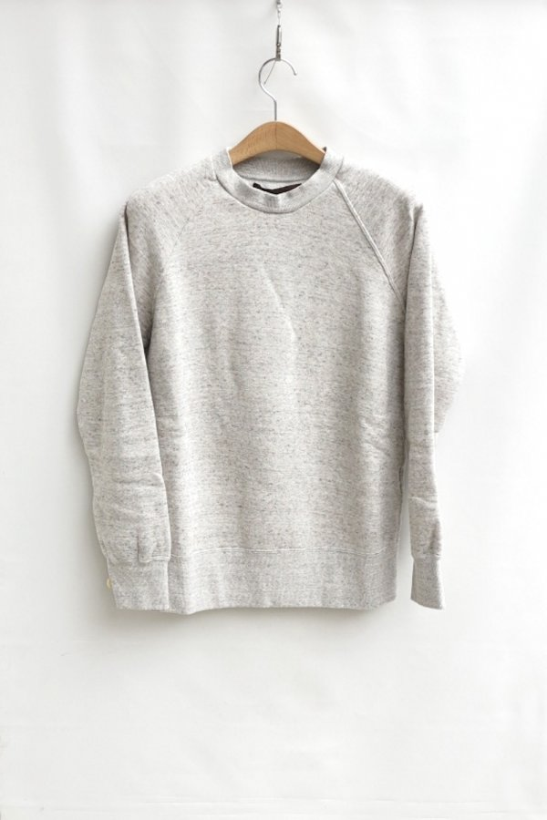 CREW NECK SWEAT – SOFT COTTON FLEECE