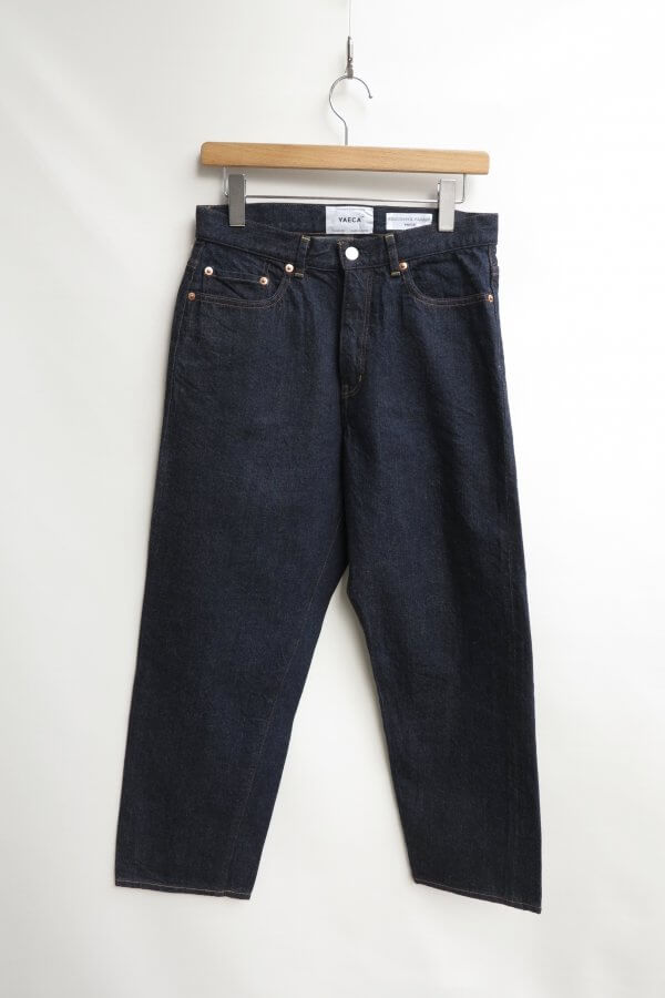 DENIM WIDE STRAIGHT