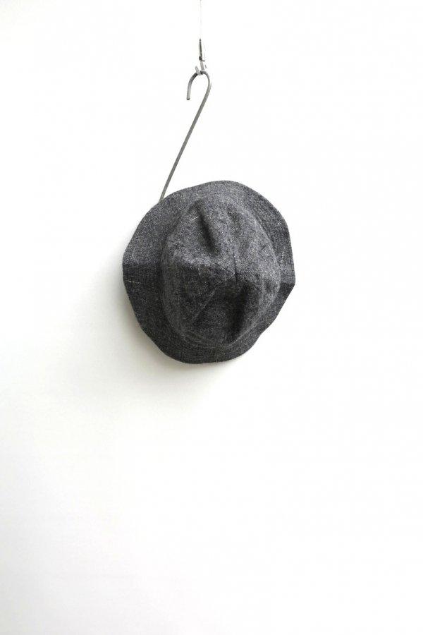 HAT HIGH (WOOL LINEN)