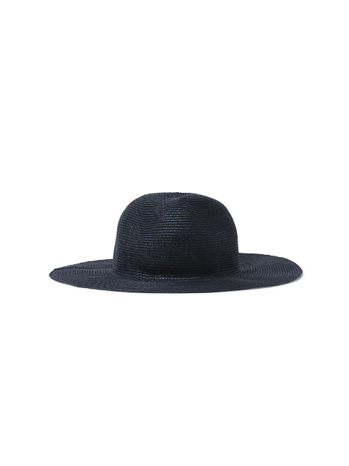 LABORER HAT WIDE BRIM P/P BRAID