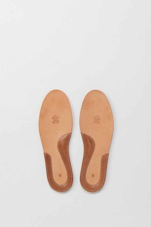 cow leather insole