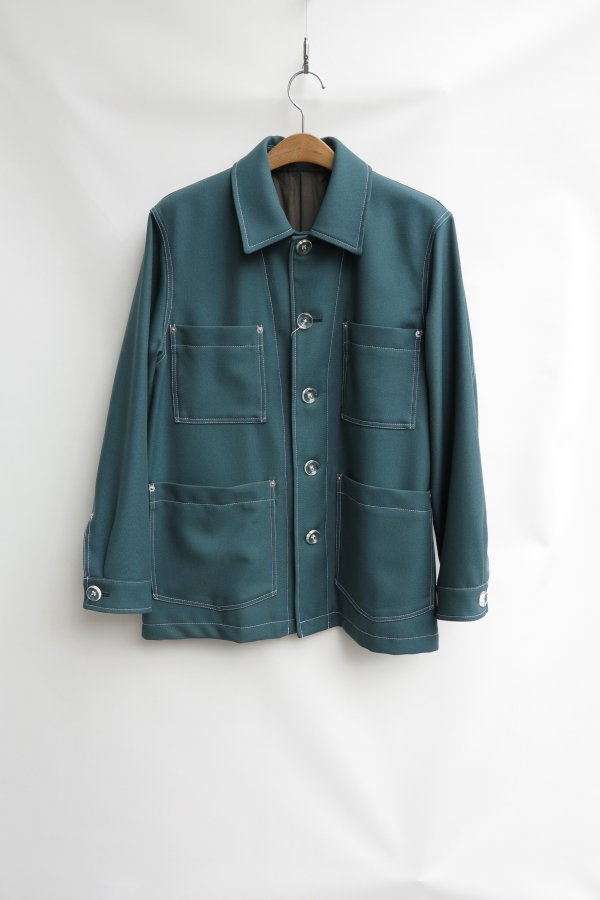 WOOL COVERALLS
