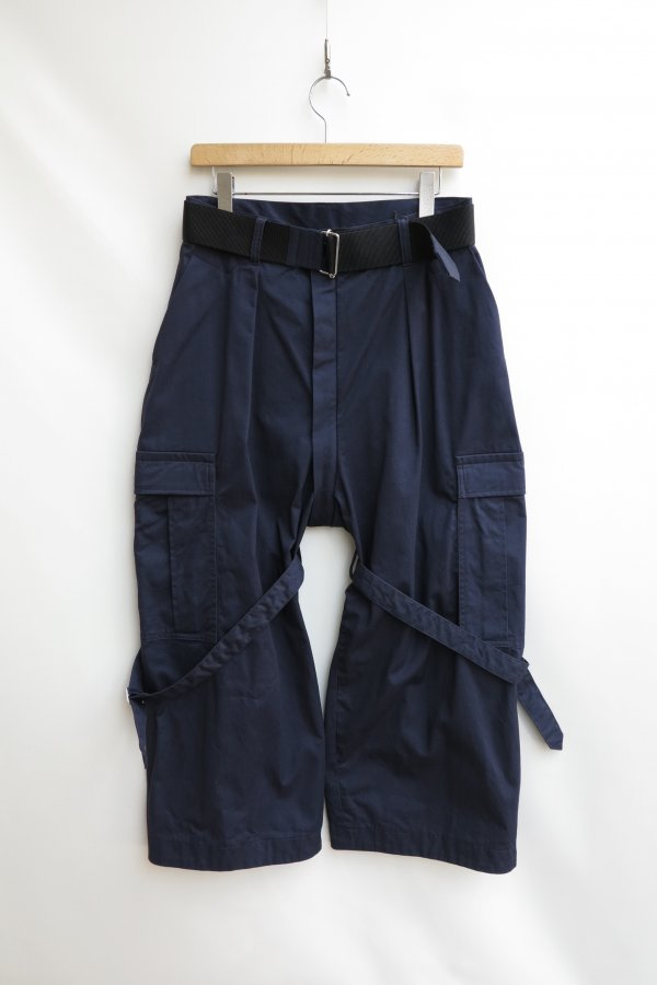 SIDE DIRTS POCKET 51 BONTAGE PANTS