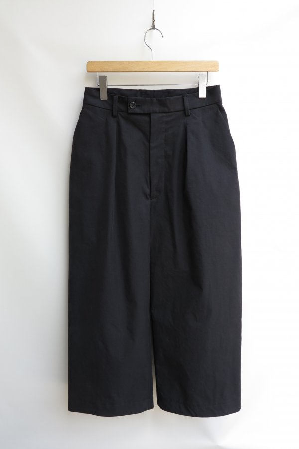 C/P SIDE DIRTS POCKET WIDE PANTS