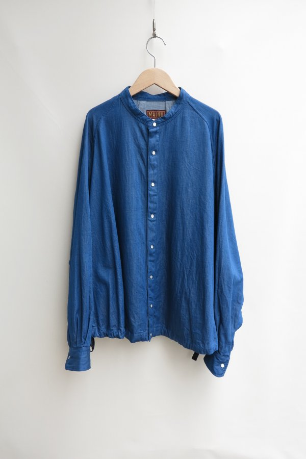 DENIM EMERGENCY SHIRT