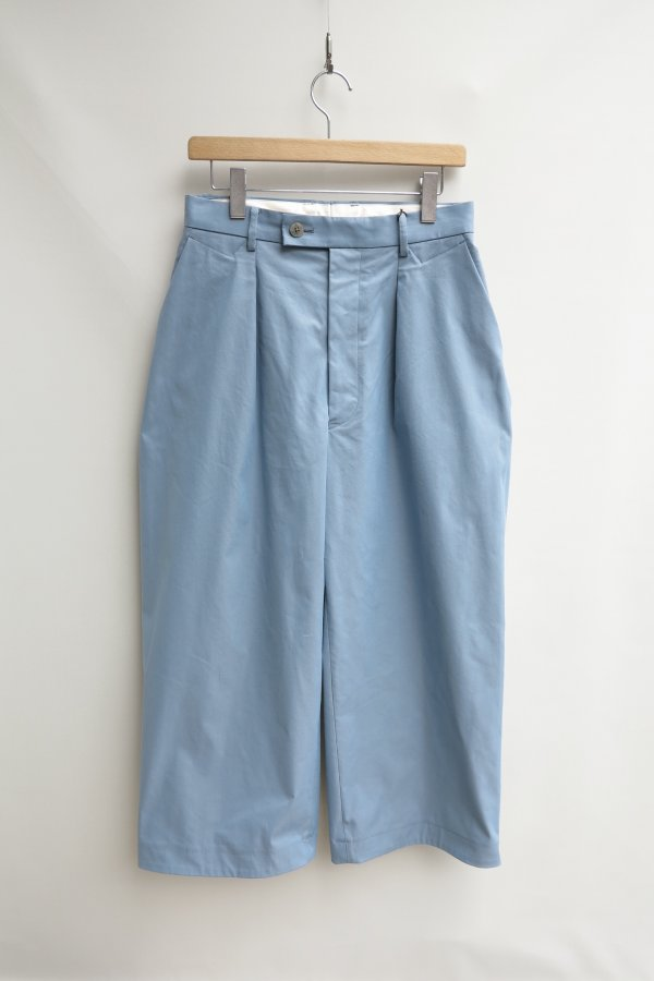 C/P SIDE DIRTS POCKET WIDE PANTS (EXCUSIVE)