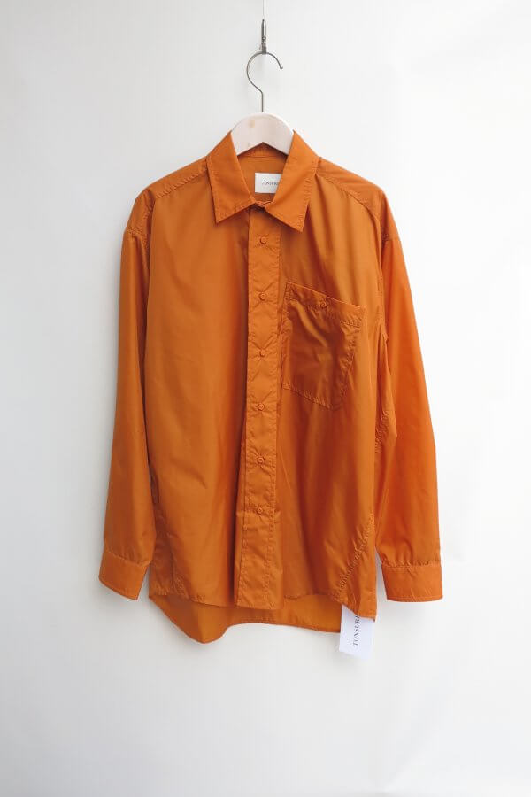 Oversize Shirt (Orange)