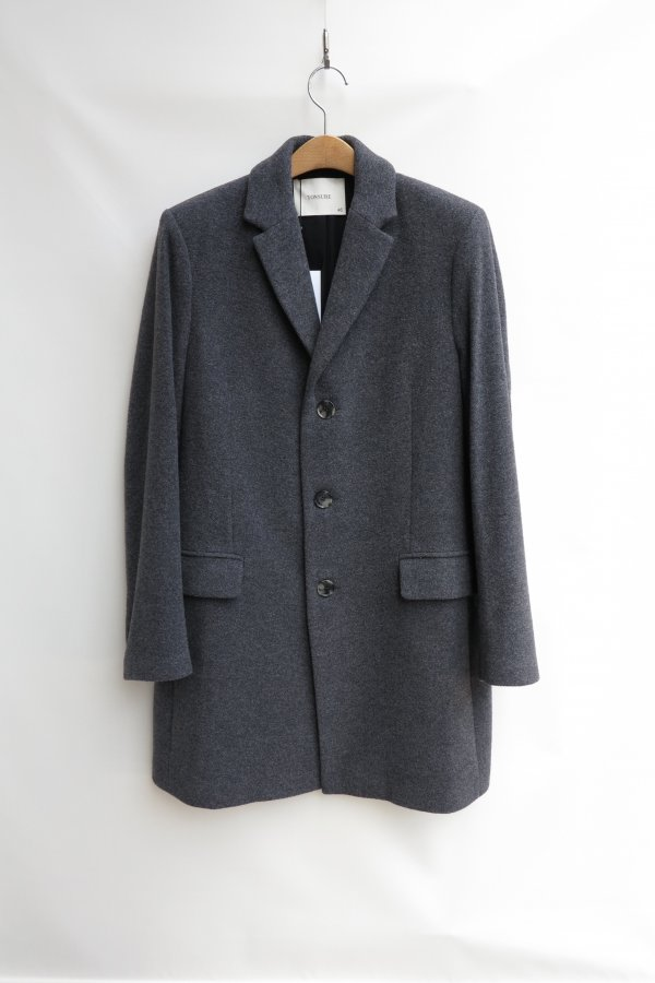 TONSURE/3/4 Tailored Coat