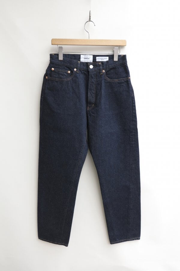 DENIM WIDE TAPERED