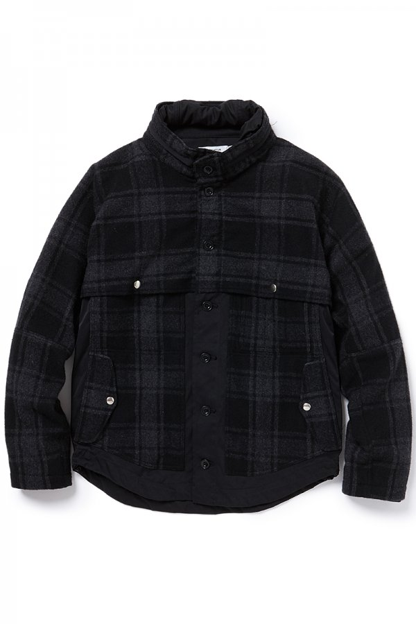 FELLER JACKET W/P/A/N BUFFALO PLAID
