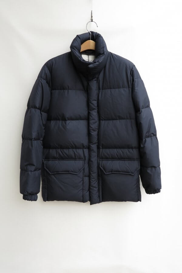 Down Parka with German Duck Filling