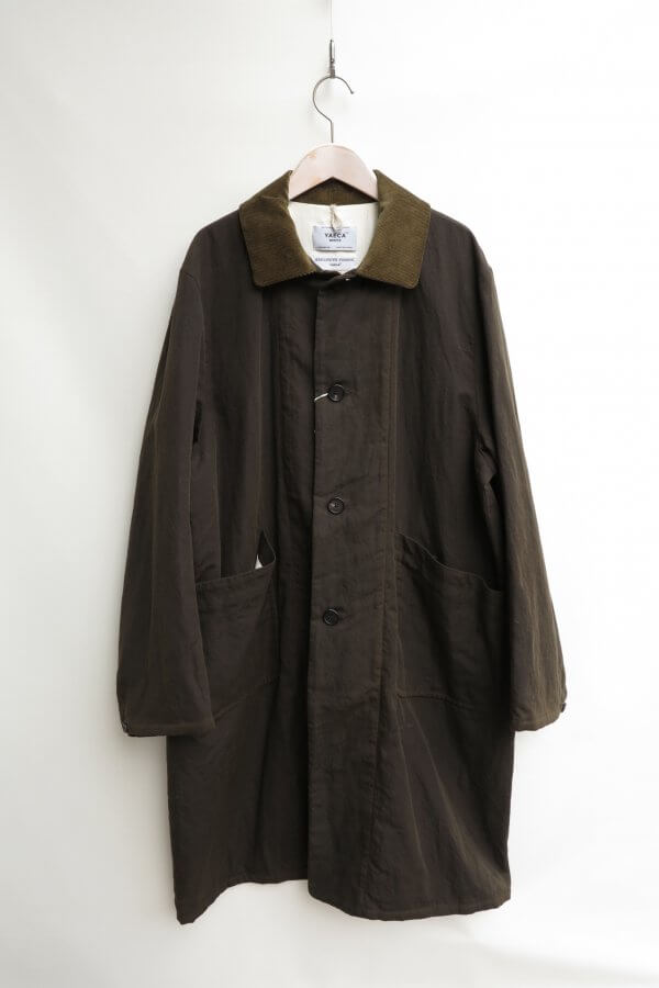 A LINE COAT (OILED)