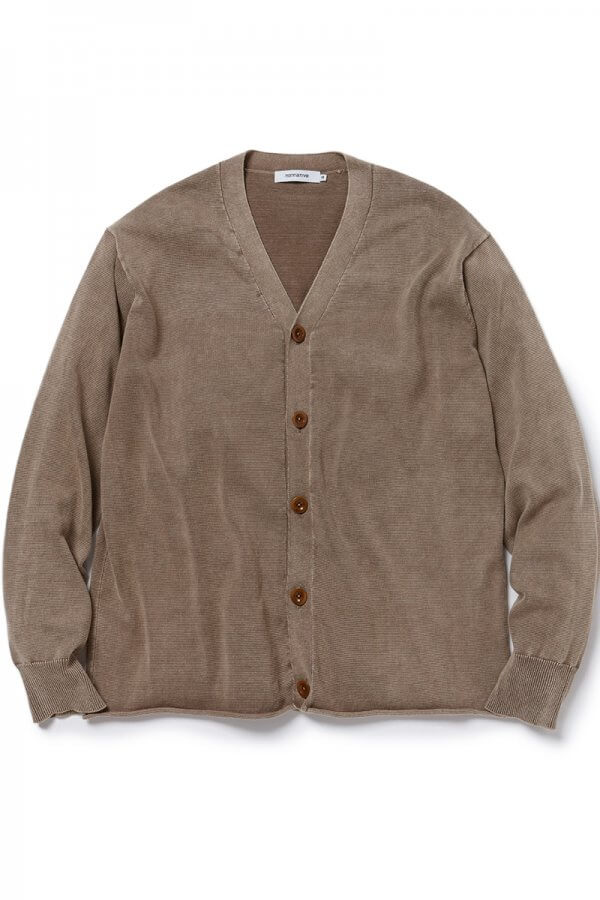 HUNTER CARDIGAN COTTON YARN VW