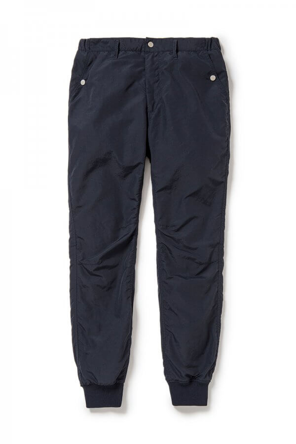 EDUCATOR RIB PANTS NYLON TAFFETA
