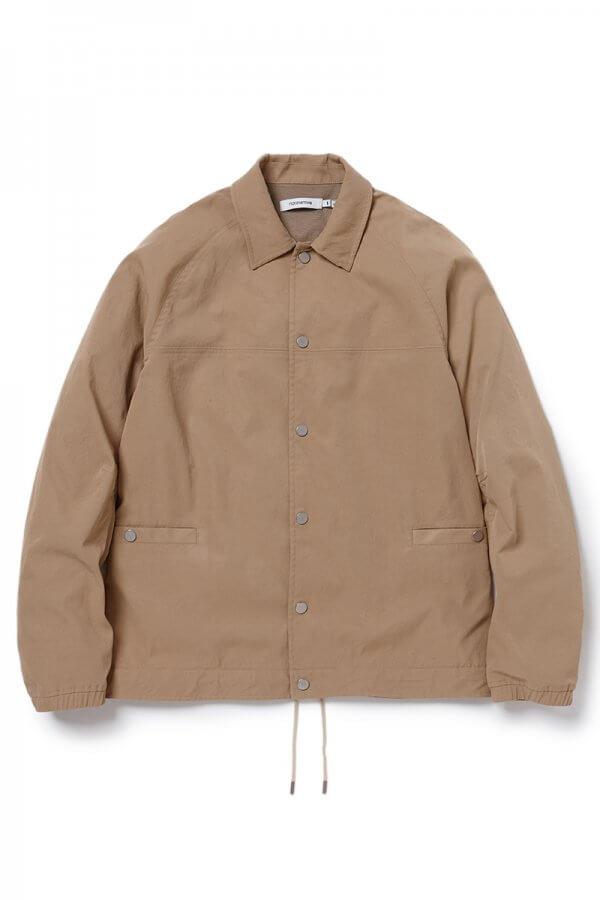 EDUCATOR JACKET POLY CHINO CLOTH