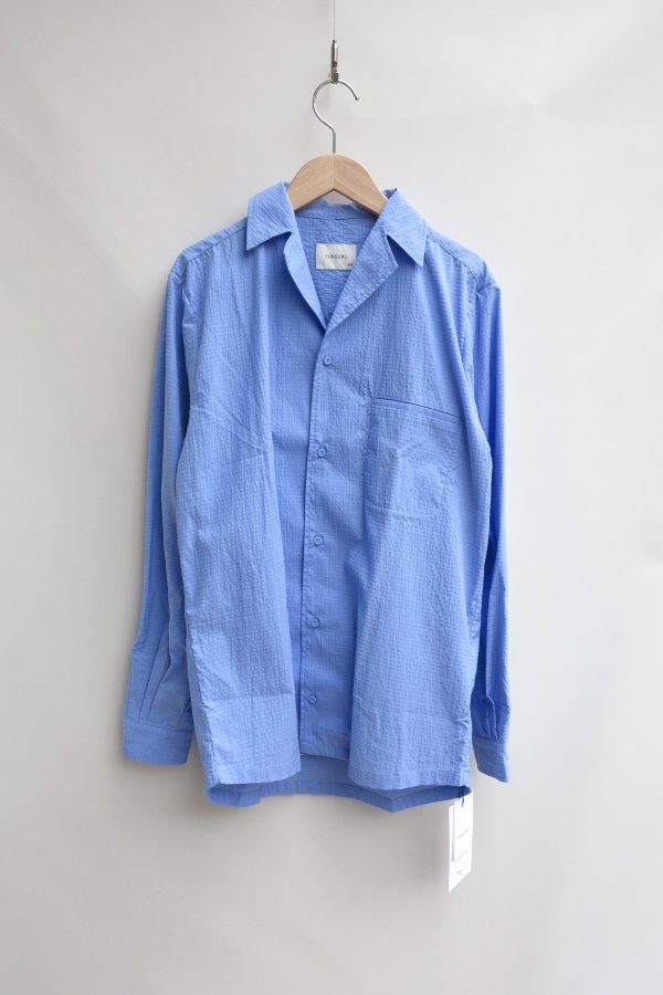 TONSURE/Bowling long sleeve shirt