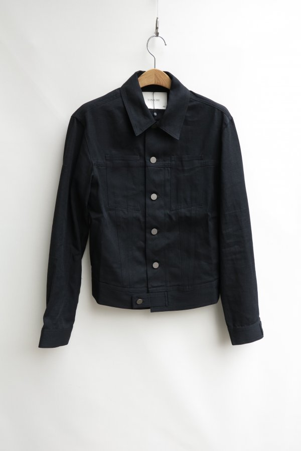 Denim Jacket with pocket detail