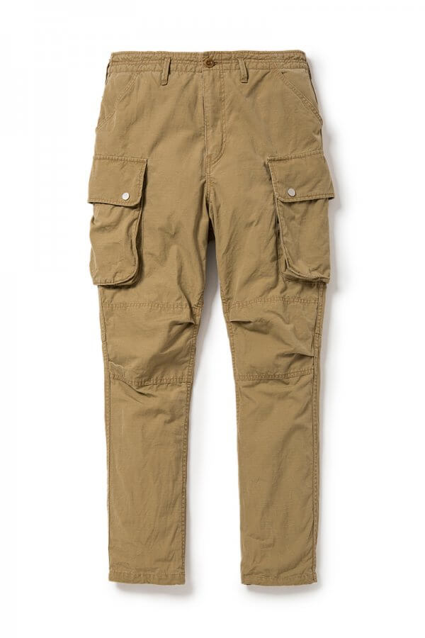COMMANDER 6P TROUSERS RELAXED FIT COTTON RIPSTOP