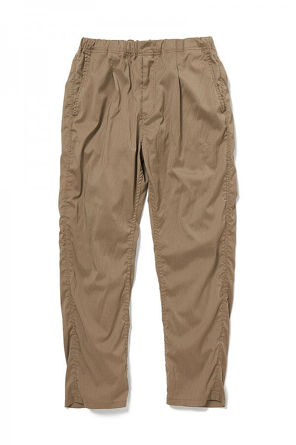 MANAGER EASY PANTS RELAX FIT P/L/P POPLIN STRETCH