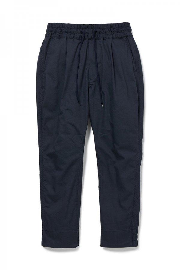 COMMANDER EASY RIB ANKLE CUT PANTS C/P/P CHINO STRETCH COOLMAX®