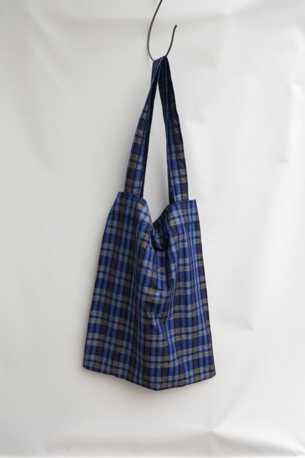 SILK LINEN SHANTUNG BIG N.BAG