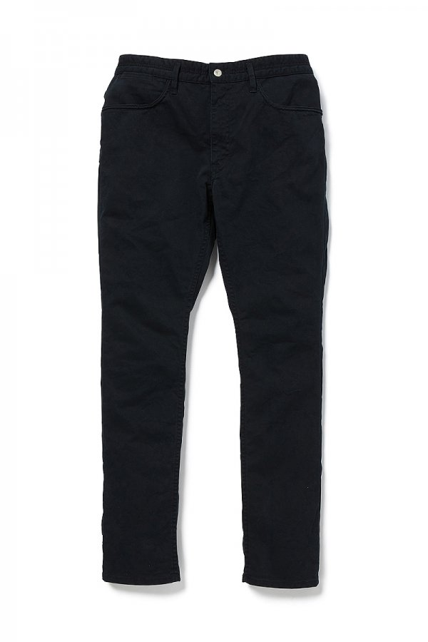 DWELLER 5P JEANS DROPPED FIT C/P TWILL STRETCH