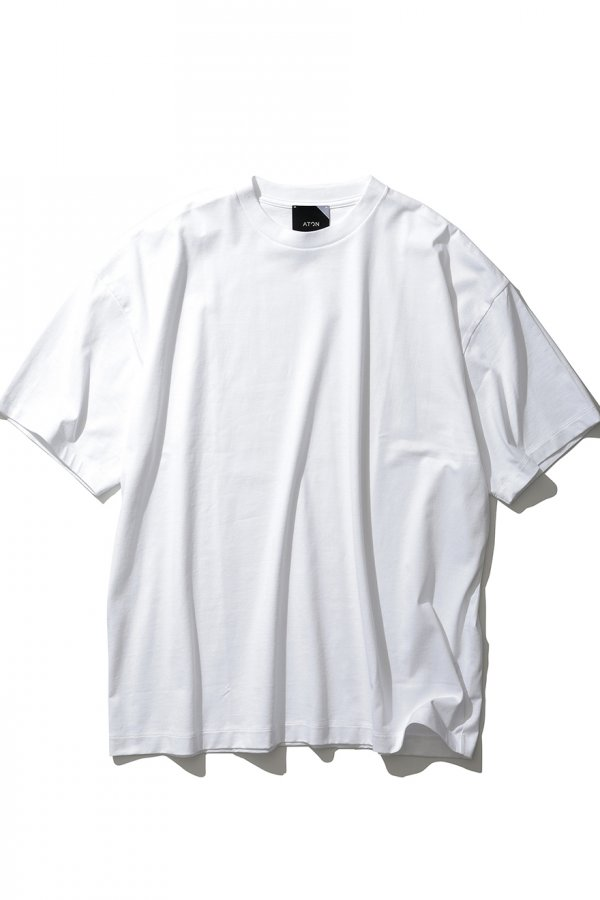 SUVIN AIR SPINING OVERSIZED T-SHIRT