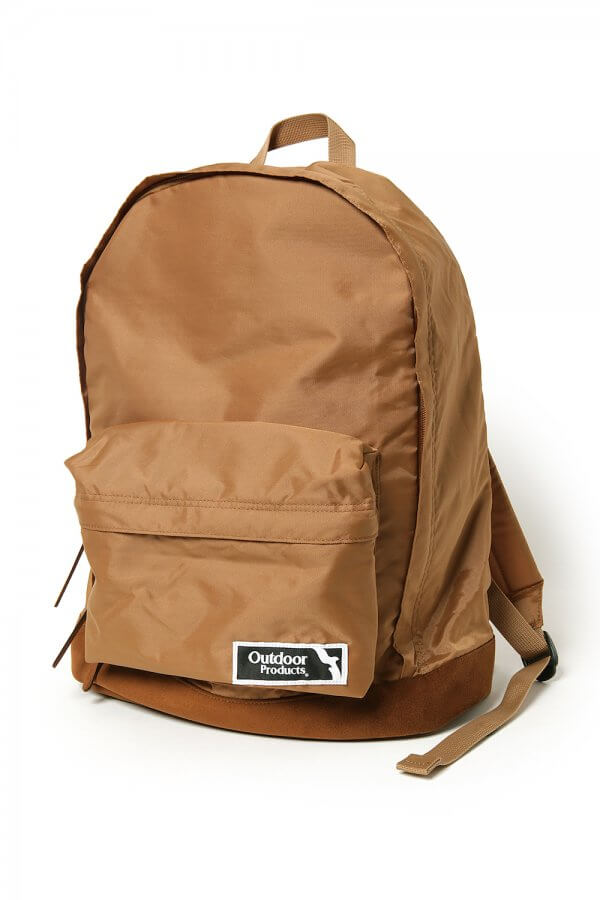 nonnative × OUTDOOR PRODUCTS DWELLER BACKPACK NYLON OXFORD with ULTRASUEDE®