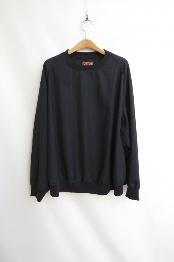 STRIPE PULL OVER SHIRT