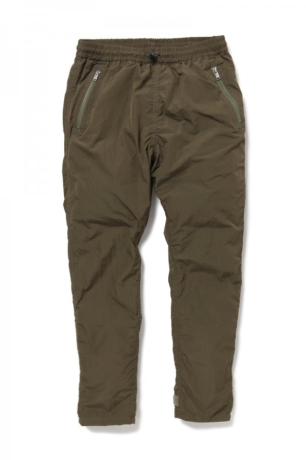 SOLDIER EASY PANTS NYLON TAFFETA
