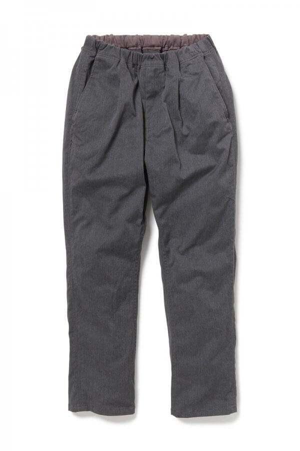 DWELLER EASY PANTS RELAX FIT C/P/P CHINO STRETCH
