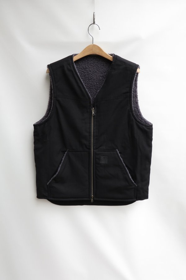 COTTON REVERSIBLE WORK VEST