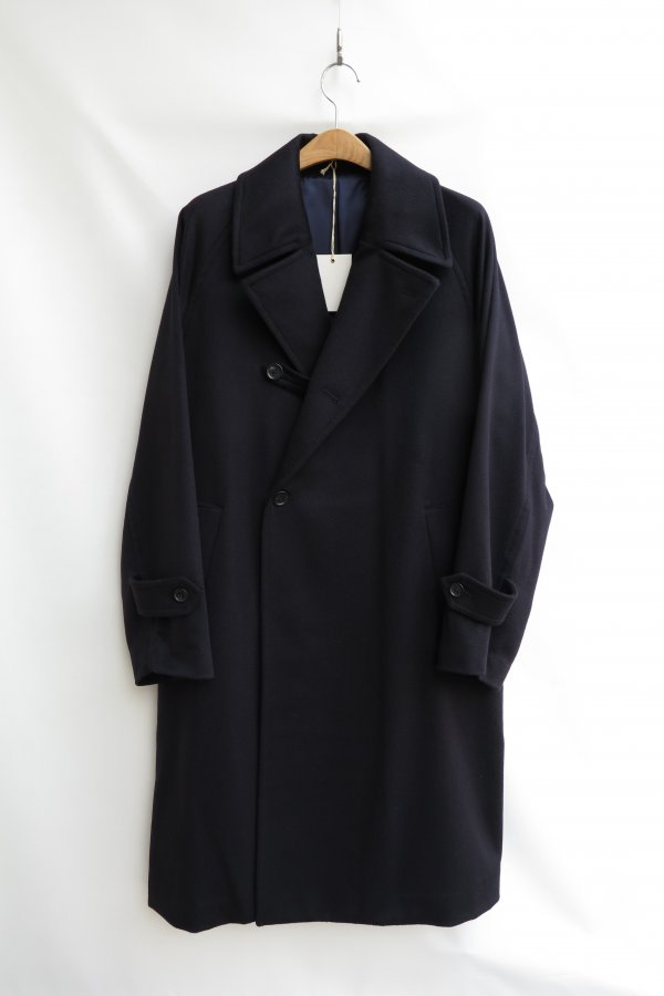 CASHMERE BEAVER OVER COAT