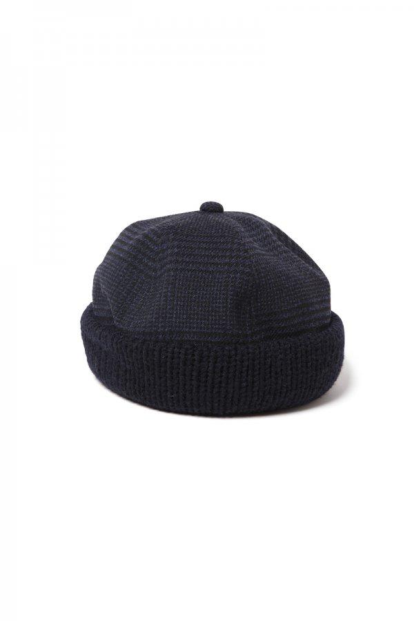 CARPENTER CAP POLY TWEED