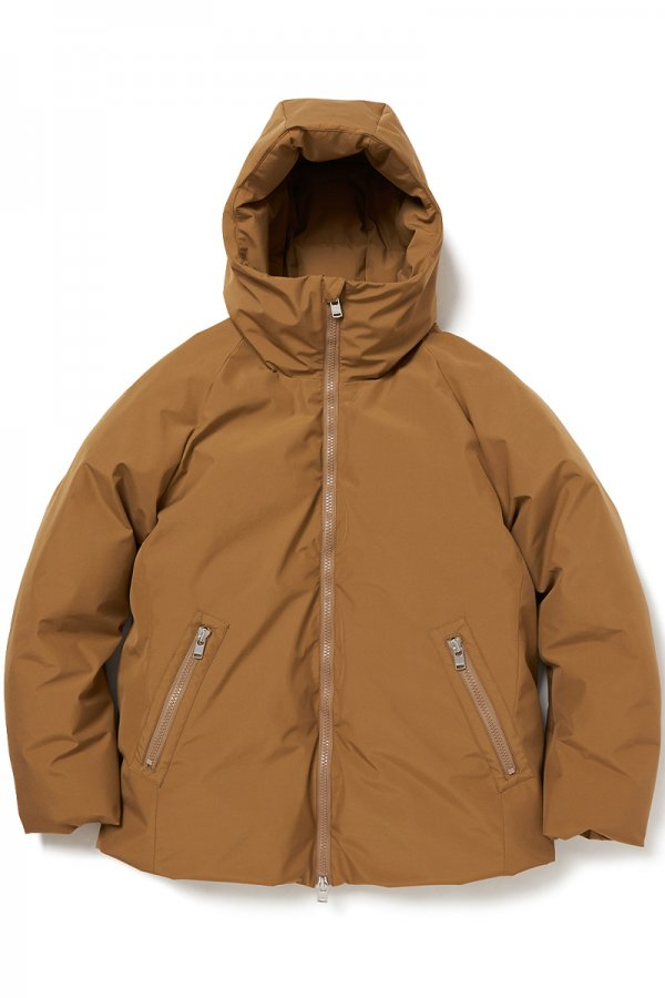 HIKER DOWN JACKET POLY TAFFETA WITH GORE-TEX INFINIUM™