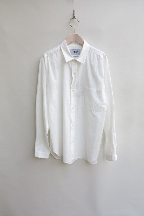 BUTTON SHIRT(C/R)