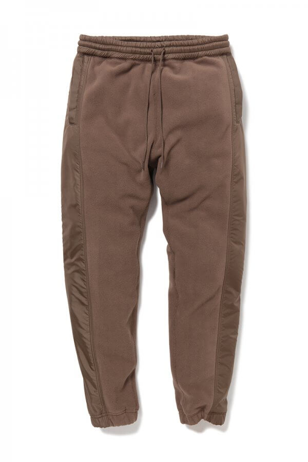 HIKER EASY RIB PANTS POLY FLEECE POLARTEC®