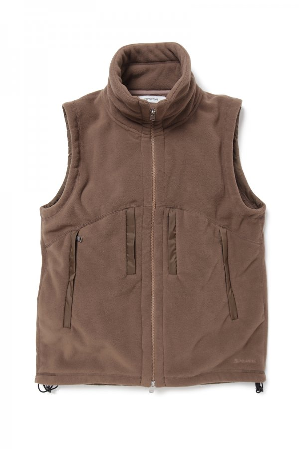 ALPINIST VEST POLY FLEECE POLARTEC®