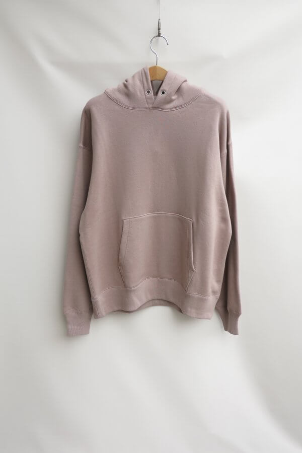 SUVIN COTTON BULKY TERRY HOODIE