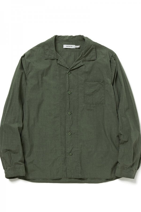 BOWLER SHIRT COTTON TYPEWRITER