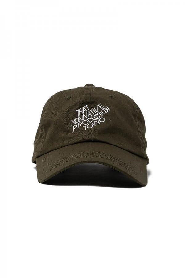 "DWELLER 6P CAP ""LABEL"""