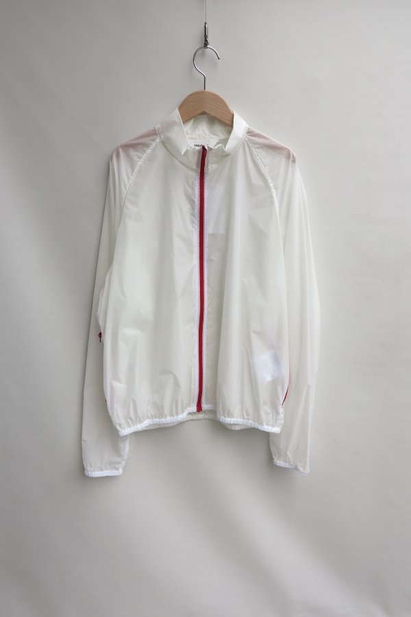 SEMI-TRANSPARENT BLOUSON