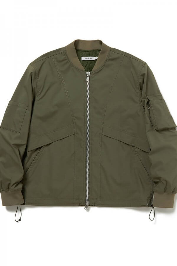 TROOPER BLOUSON POLY TWILL Pliantex®