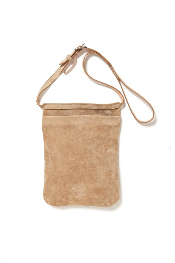 OFFICER 2WAY POUCH COW LEATHER