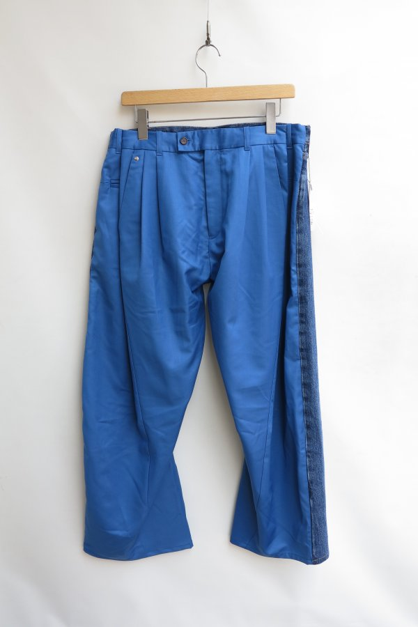 Over stock jeans