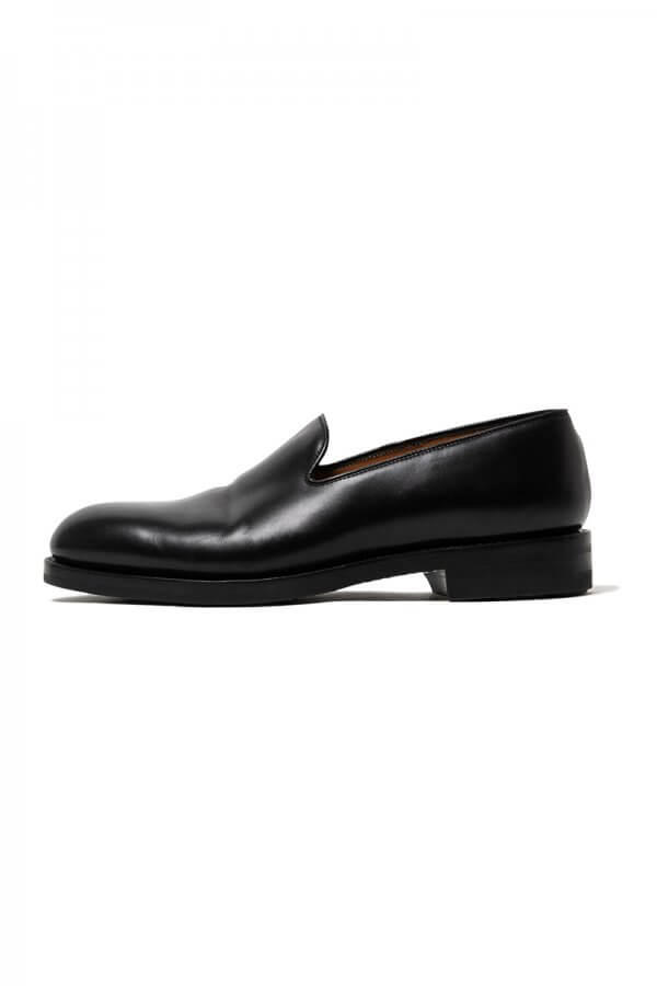OFFICER SLIP ON COW LEATHER