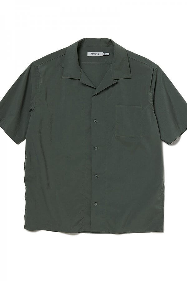 BOWLER SHIRT S/S POLY WEATHER STRETCH COOLMAX®