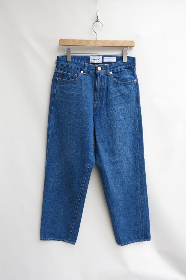DENIM WIDE STRAIGHT (USED)