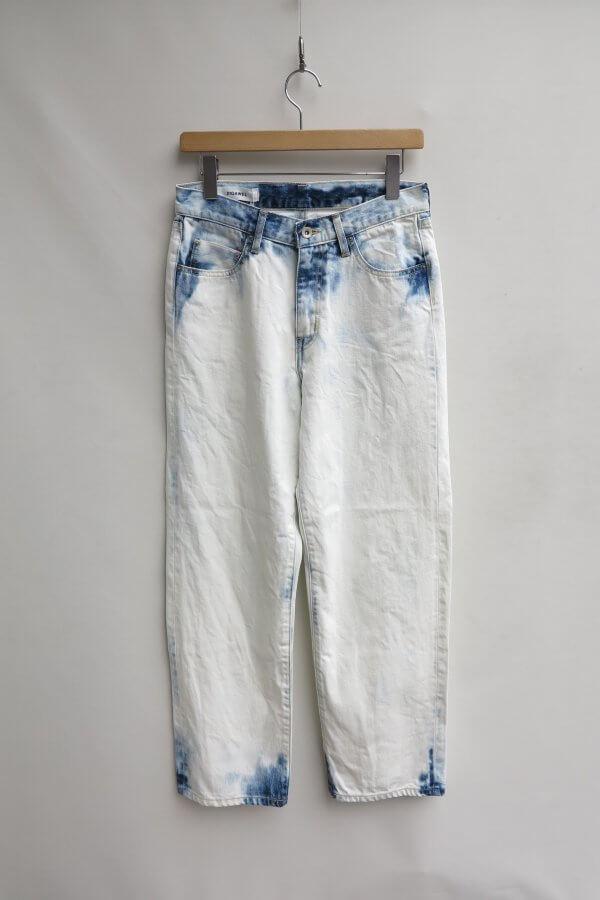 White Jeans(Acid-Washed)