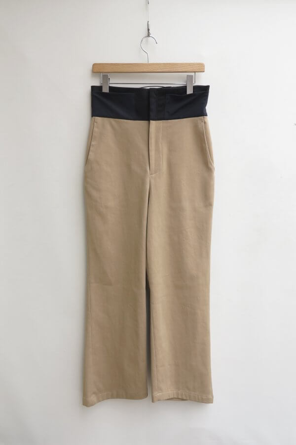 Belt Bag Pants